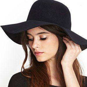 LOFT NWT Wool Floppy Hat